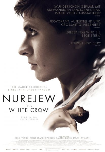 Nurejew - The White Crow (Kinoposter)