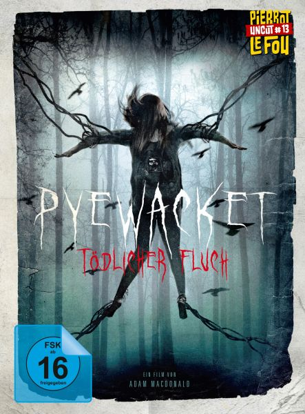 Pyewacket - Tödlicher Fluch (uncut) - Limited Edition Mediabook (Blu-ray + DVD)