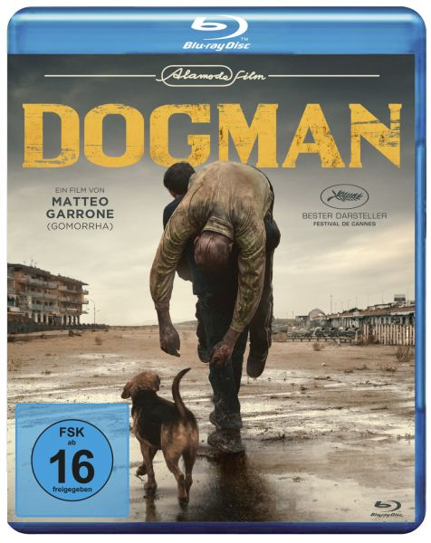 Dogman - Cover A