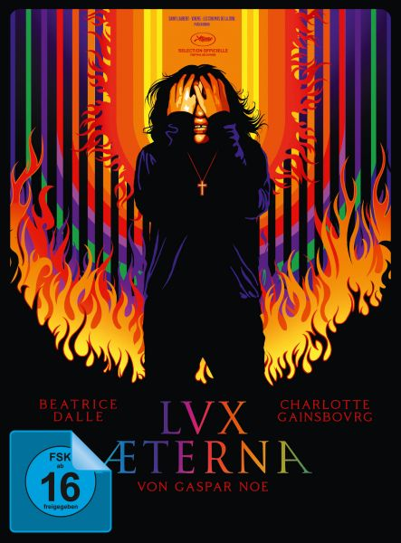 Lux Æterna - Limited Edition Mediabook - Cover B (Blu-ray + DVD)