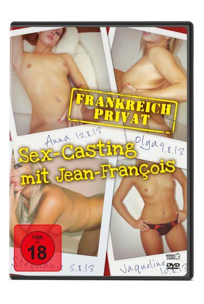 Frankreich privat - Sex-Casting mit Jean-François