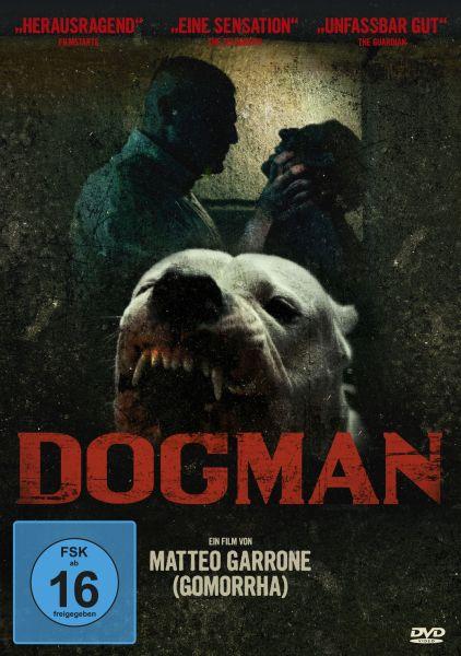 Dogman - Cover B (alternatives Cover-Artwork)
