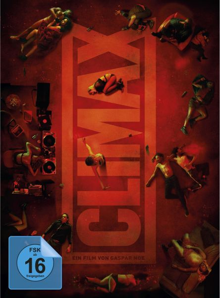 Climax - Limited Mediabook Edition (Blu-ray + DVD)