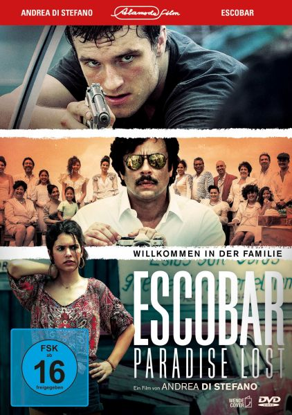 Escobar - Paradise Lost (Doppel-DVD)