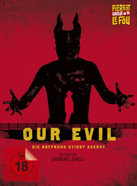 Our Evil (uncut) - Limited Edition Mediabook (Blu-ray + DVD)
