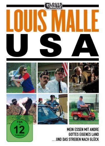 Louis Malle Box: USA