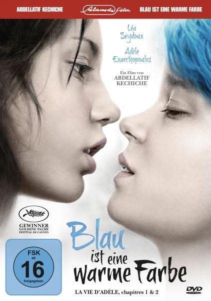 Blau ist eine warme Farbe - La vie d'Adèle (Kapitel 1 & 2) (Einzel-DVD)