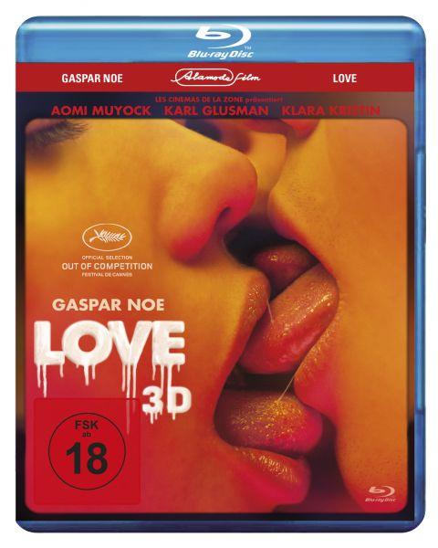 Love (3D Blu-ray)