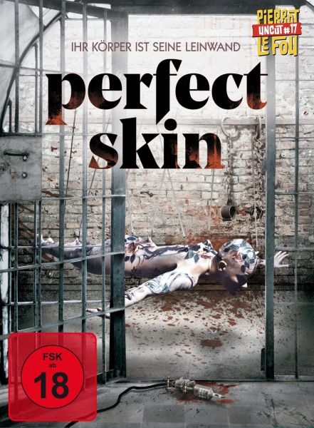 Perfect Skin - Ihr Körper ist seine Leinwand (uncut) - Limited Edition Mediabook (Blu-ray + DVD)
